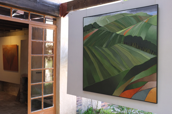 Exposition d'été Atelier de Merry-la-Vallée juillet 2012